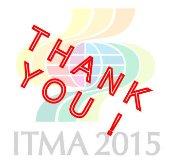 TMT CIMI - ITMA Thanks To Our Customers